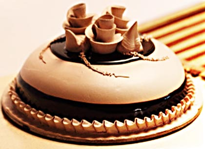 Slice Of Italy Cake Delivery