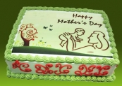 Mothers Day Cake  5 (Photo Cake)