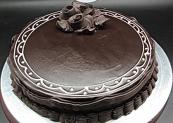Dark Choco Truffle Cake