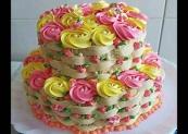 Always & Forever Cake 32