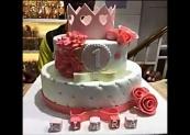 Always & Forever Cake 37