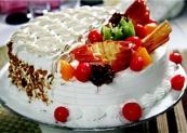 Half N Half Cake
