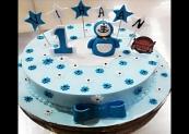 Always & Forever Cake 22