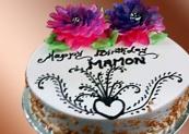 Always & Forever Cake 12