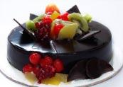 Coco Fruit Gateau
