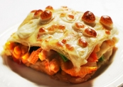 Assorted Vegetable Lasagne
